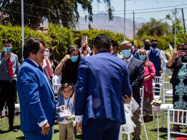El matrimonio de Miguel y Fabiola en Pudahuel, Santiago 20