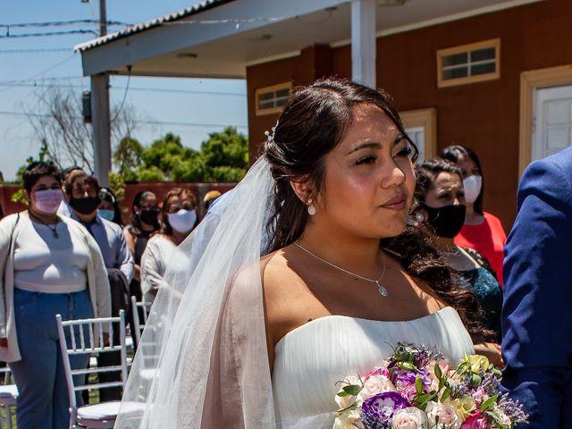 El matrimonio de Miguel y Fabiola en Pudahuel, Santiago 22