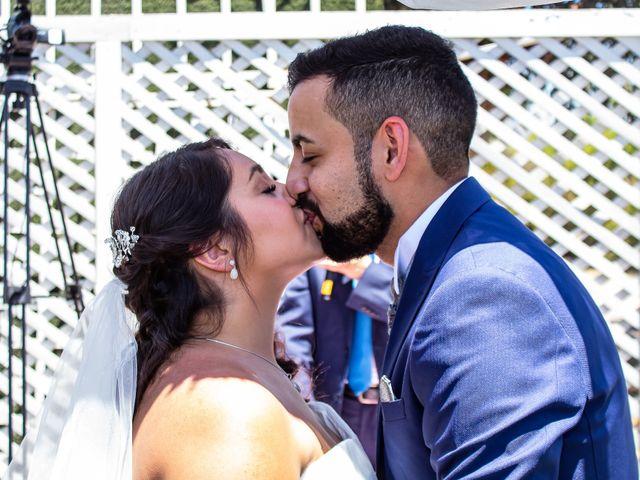 El matrimonio de Miguel y Fabiola en Pudahuel, Santiago 29