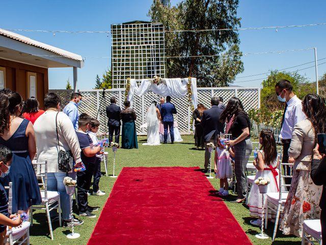 El matrimonio de Miguel y Fabiola en Pudahuel, Santiago 30
