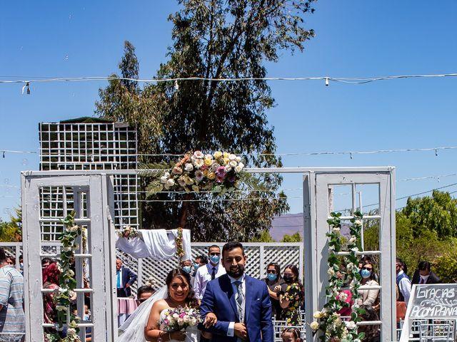 El matrimonio de Miguel y Fabiola en Pudahuel, Santiago 32