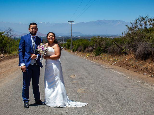 El matrimonio de Miguel y Fabiola en Pudahuel, Santiago 35
