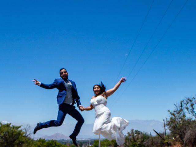 El matrimonio de Miguel y Fabiola en Pudahuel, Santiago 39