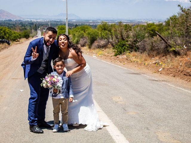 El matrimonio de Miguel y Fabiola en Pudahuel, Santiago 40