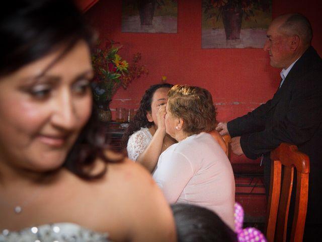 El matrimonio de Eduard y Mariela en San Bernardo, Maipo 8