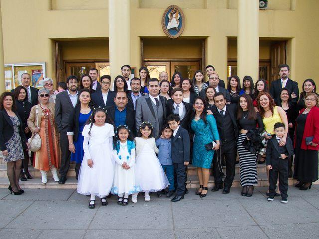 El matrimonio de Eduard y Mariela en San Bernardo, Maipo 11