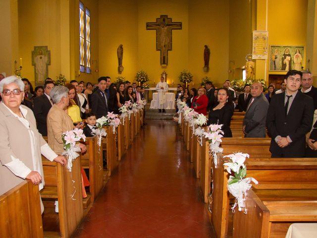 El matrimonio de Eduard y Mariela en San Bernardo, Maipo 15