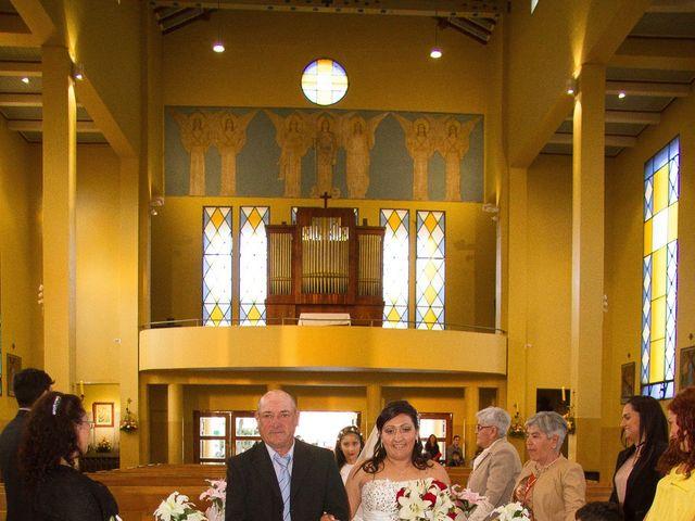 El matrimonio de Eduard y Mariela en San Bernardo, Maipo 16
