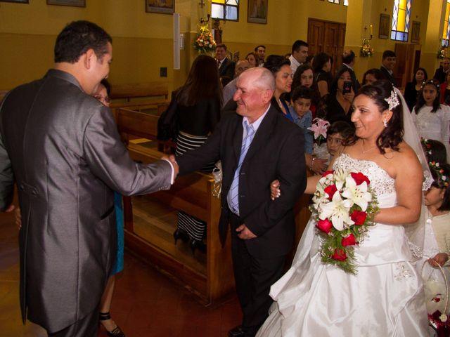 El matrimonio de Eduard y Mariela en San Bernardo, Maipo 17