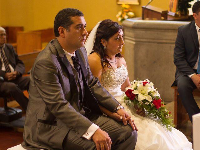 El matrimonio de Eduard y Mariela en San Bernardo, Maipo 20