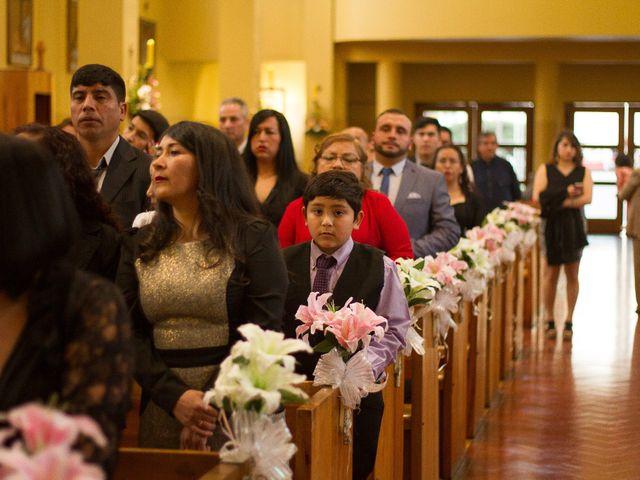 El matrimonio de Eduard y Mariela en San Bernardo, Maipo 21