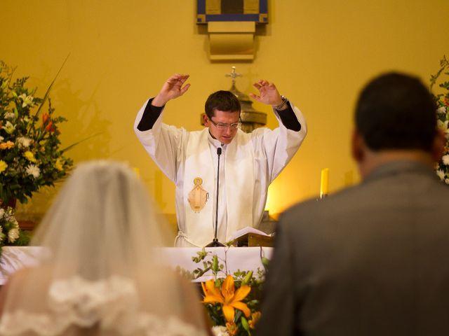 El matrimonio de Eduard y Mariela en San Bernardo, Maipo 22