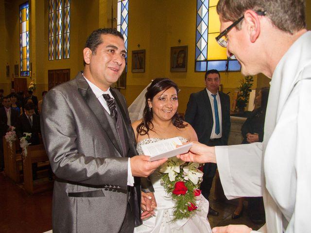 El matrimonio de Eduard y Mariela en San Bernardo, Maipo 25