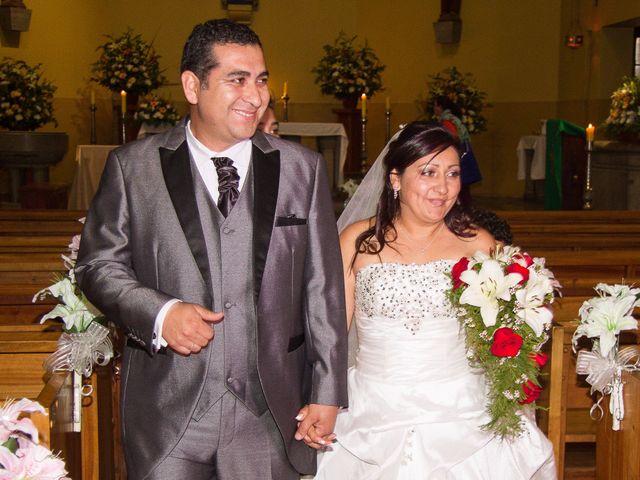 El matrimonio de Eduard y Mariela en San Bernardo, Maipo 26