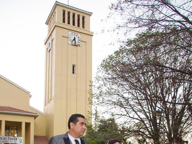 El matrimonio de Eduard y Mariela en San Bernardo, Maipo 27