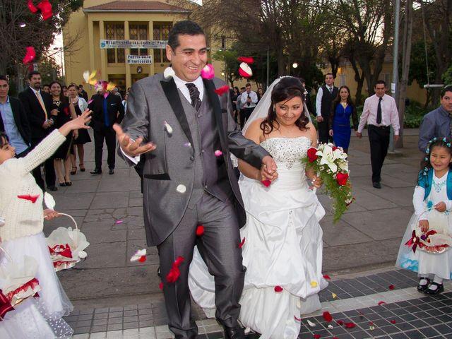 El matrimonio de Eduard y Mariela en San Bernardo, Maipo 28