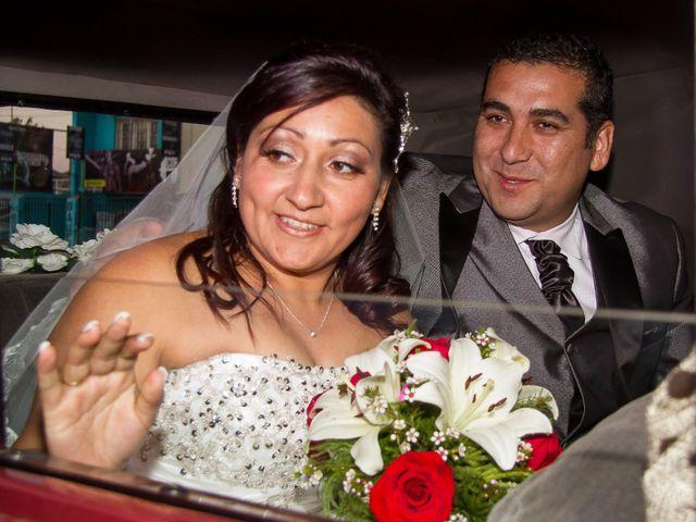 El matrimonio de Eduard y Mariela en San Bernardo, Maipo 29