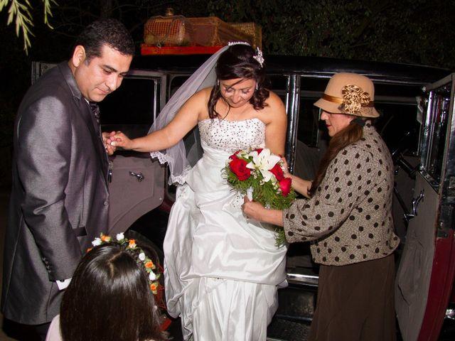 El matrimonio de Eduard y Mariela en San Bernardo, Maipo 30