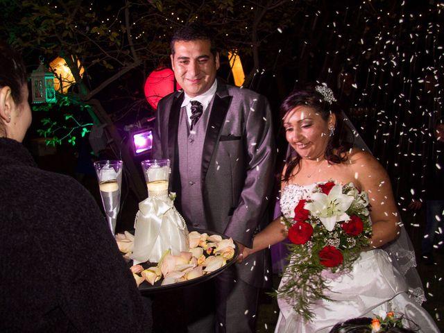 El matrimonio de Eduard y Mariela en San Bernardo, Maipo 31