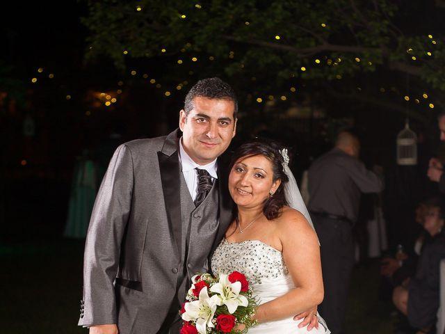 El matrimonio de Eduard y Mariela en San Bernardo, Maipo 34