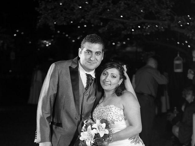 El matrimonio de Eduard y Mariela en San Bernardo, Maipo 35