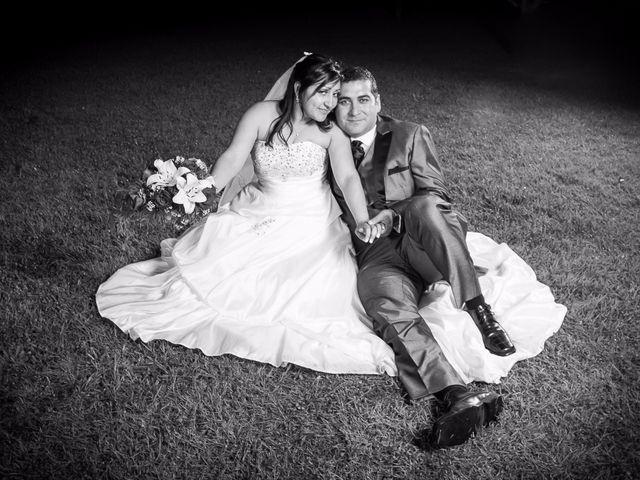 El matrimonio de Eduard y Mariela en San Bernardo, Maipo 36