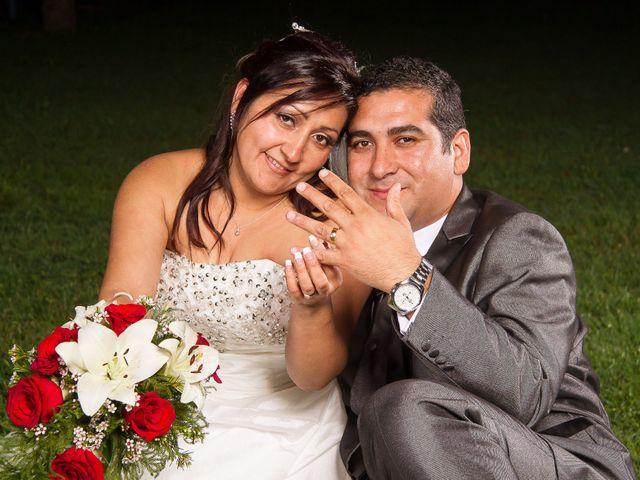 El matrimonio de Eduard y Mariela en San Bernardo, Maipo 37