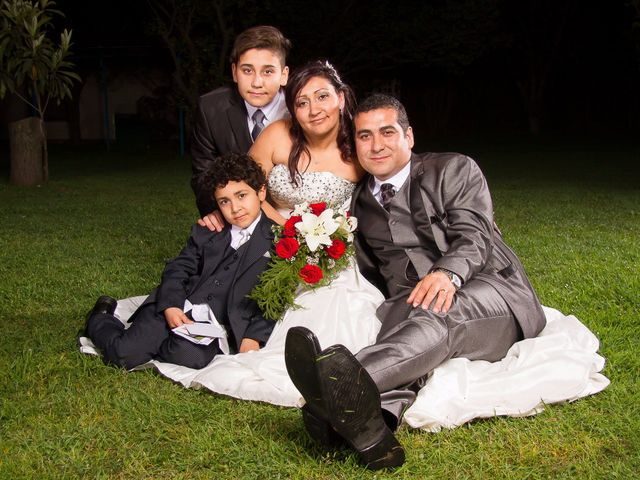 El matrimonio de Eduard y Mariela en San Bernardo, Maipo 38