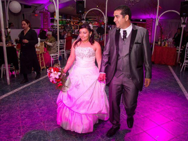 El matrimonio de Eduard y Mariela en San Bernardo, Maipo 44