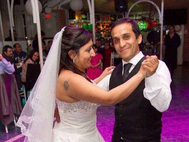 El matrimonio de Eduard y Mariela en San Bernardo, Maipo 49