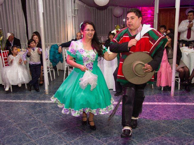 El matrimonio de Eduard y Mariela en San Bernardo, Maipo 52