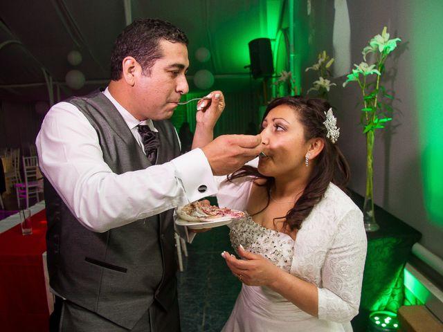 El matrimonio de Eduard y Mariela en San Bernardo, Maipo 70