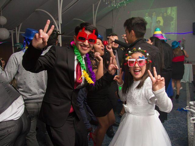 El matrimonio de Eduard y Mariela en San Bernardo, Maipo 73