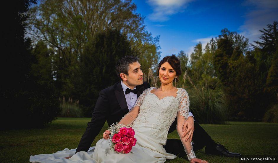 El matrimonio de David y Nathalí en Valdivia, Valdivia