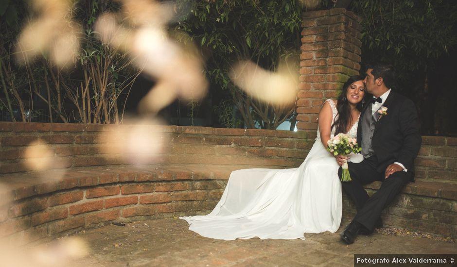 El matrimonio de Camila y Eduardo en Olmué, Quillota