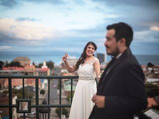 El matrimonio de Nicole y Christian 2