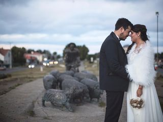 El matrimonio de Nicole y Christian