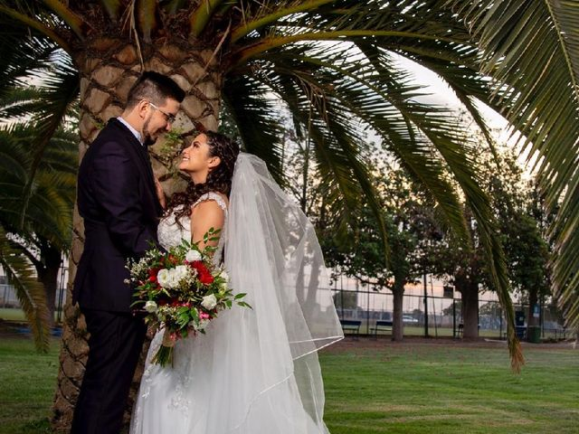 El matrimonio de Catherine  y Josué