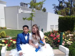 El matrimonio de Jamie  y Eleodoro 1