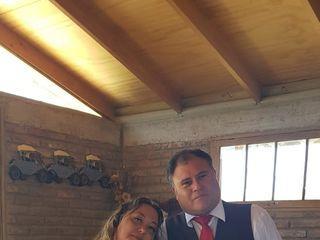 El matrimonio de Mabel y Carlos  1