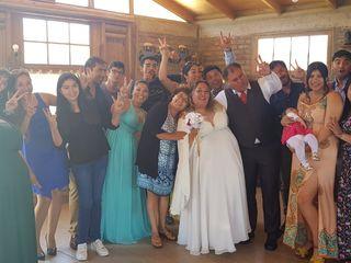 El matrimonio de Mabel y Carlos  2