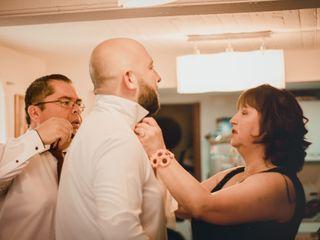 El matrimonio de Johanna y Esteban 1