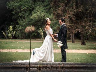 El matrimonio de Paula y Pedro Pablo