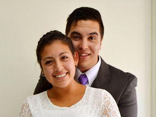 El matrimonio de Yessenia y Miguel