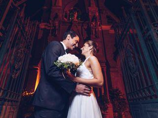 El matrimonio de Gustavo y Anto