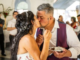 El matrimonio de Katherine y Alejandro