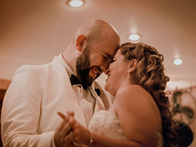 El matrimonio de Johanna y Esteban