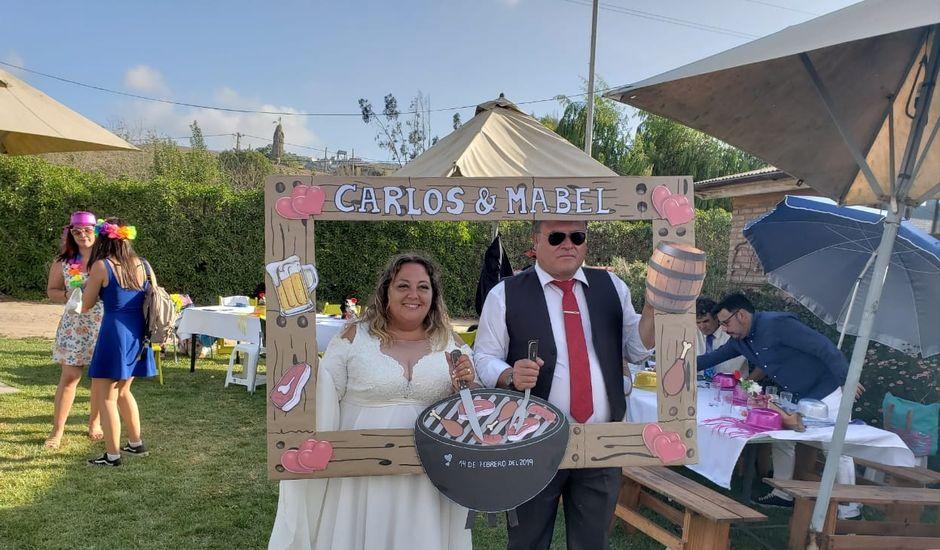 El matrimonio de Carlos  y Mabel en La Serena, Elqui