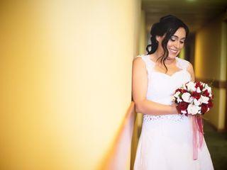 El matrimonio de Claudia y Julio 1