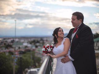 El matrimonio de Claudia y Julio